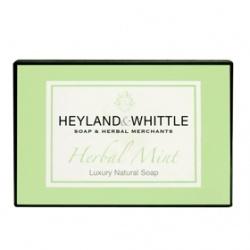 Heyland & Whittle 英倫薇朵 沐浴清潔-綠野薄荷手工香氛皂