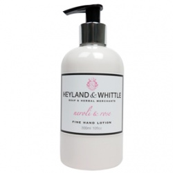 Heyland & Whittle 英倫薇朵 手部保養-橙花玫瑰香氛護手乳