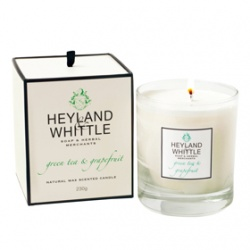 Heyland & Whittle 英倫薇朵 室內‧衣物香氛-葡萄柚綠茶香氛燭