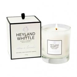 Heyland & Whittle 英倫薇朵 室內‧衣物香氛-柑橘薰衣草香氛燭