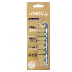 LOVE NAIL 其它美甲產品-亮片指甲油貼