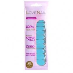 LOVE NAIL 其它美甲產品-單色指甲油貼