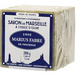 MARIUS FABRE 法鉑馬賽肥皂 天然草本系列-法鉑橄欖油經典馬賽皂