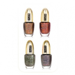PUPA 指甲油-璀璨耀金恆彩指甲油 DECO DIAMOND LASTING COLOR Glossy Nail Polish