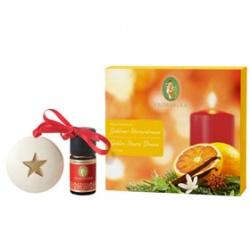 登琪爾 2012限定聖誕禮盒系列-恆星的夢薰香石禮盒 Golden Starry Dream