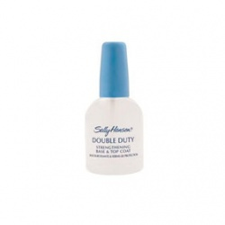 雙效打底護色指甲油   Sally Hansen Double Duty Strengthening Base & Top Coat