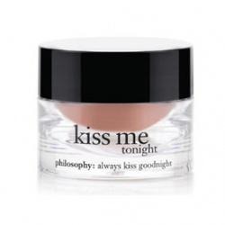 philosophy 速效亮顏系列-晚安吻我護唇膏 lip care night cream