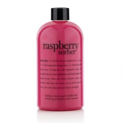 philosophy 沐浴清潔-寵愛自己洗髮沐浴露(紅莓) rasperberry sorbet