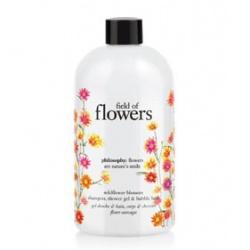 寵愛自己洗髮沐浴露(野花) field of flowers