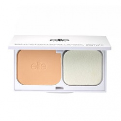 elite 底妝系列-日光超模淨白UV兩用粉餅 SPF20 PA++