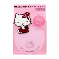 MISSHA  MISSHA x Kitty零妝感系列-零妝感輕盈羽絨蜜粉 SPF15