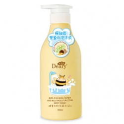 蜂蜜牛奶保濕沐浴乳 Miel d'acacia-Honey and Milk Moisturizing Body Wash
