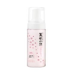 美肌之誌 洗顏-櫻花系-Q彈肌潔顏泡沫慕斯