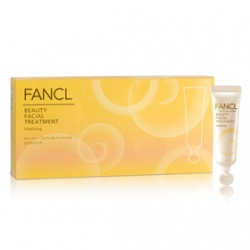 FANCL 清潔面膜-亮滑精華軟膜