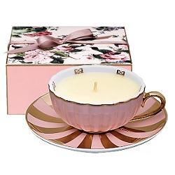 洛可可棉花糖茶杯香氛蠟燭 FRAGRANT CANDLE MARSHMALLOW