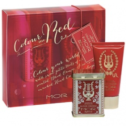 MOR 禮盒系列-微酸甜・紅橙聖誕禮盒