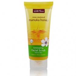 Wild Ferns 麥盧卡蜂蜜-潔淨去角質 Manuka Honey Facial Scrub