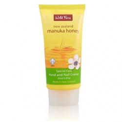 Wild Ferns 麥盧卡蜂蜜-特別護理護手護甲霜 Manuka Honey Special Care Hand & Nail Creme