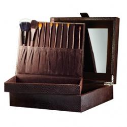 laura mercier 蘿拉蜜思 彩妝用具-手工訂製刷具十件組 Laura's Signature Brush Collection