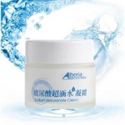 Aiberia 艾珮蒂亞 凝膠‧凝凍-玻尿酸超涵水凝霜 Sodium Hyaluronate Cream
