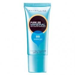 MAYBELLINE媚比琳 BB產品-純淨礦物BB SPA保濕水凝乳SPF35/PA+++ Pure Mineral BB Wetergel