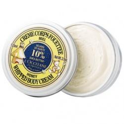 L'OCCITANE 歐舒丹 乳油木蜂蜜系列-乳油木蜂蜜潤膚慕絲霜