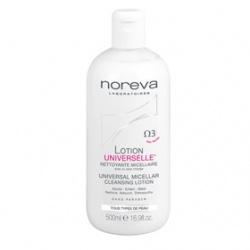 noreva 法國歐德瑪 洗顏-全效微膠深層潔膚乳 Universal Micellar Cleaning Lotion