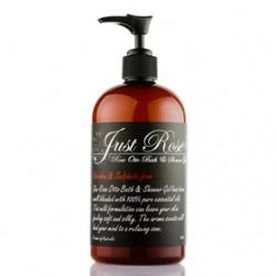 Just Rose 身體保養-玫瑰泡澡沐浴露 Rose Bath & Shower Gel