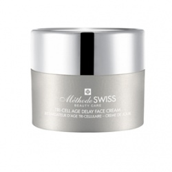 Methode SWISS 蜜黛詩 乳霜-三重幹細胞活妍霜 Tri-cell Age Delay Face Cream