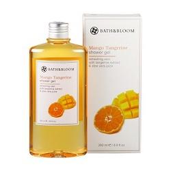 芒果柑橘青春沐浴香精 Mango Tangerine shower gel
