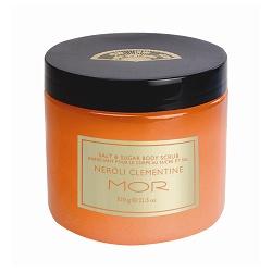 MOR 身體去角質-極簡主義香氛去角質凝膠(橙花柑橘) SUGAR SCRUB NEROLI CLEMENTINE