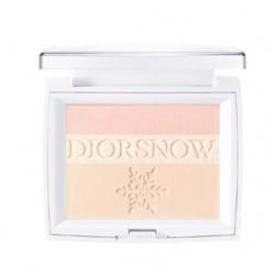 Dior 迪奧 雪晶靈極緻透白底妝系列-雪晶靈亮妍淨白蜜粉餅