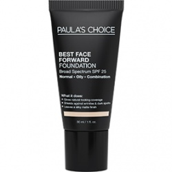 Paula`s Choice 寶拉珍選 粉底液-完美控油防曬粉底乳SPF25 Best Face Forward Foundation SPF 25