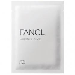 FANCL 保養面膜-淨白無瑕面膜 WHITING MASK