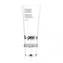 la prairie 手部保養-鑽白魚子緊膚護手霜  White caviar illuminating hand cream SPF 15