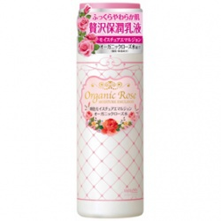 Organic Rose 彈力潤澤乳液