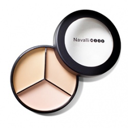 Navalli Hill 臉部彩妝-專業完美三效遮瑕膏 3-Color Studio Sculpt Concealer