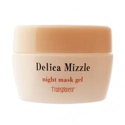 神戶TRANSP`ARENT Delica Mizzle 特殊護理系列-水凝膜 Delica Mizzle Night Mask Gel