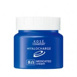 HYALOCHARGE 美白系列-玻尿酸透潤美白乳霜 HYALOCHARGE WHITE CREAM