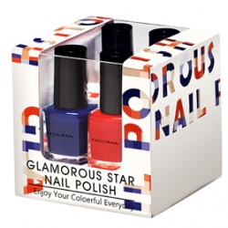 OGUMA 水美媒 指甲油-輕俏玩色指彩盒 Glamorous Star Nail Polish