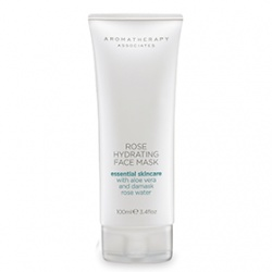 AROMATHERAPY ASSOCIATES 保養面膜-玫瑰潤澤保濕面膜 Rose Hydrating Face Mask