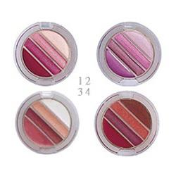 四色口紅組 4-Color Lip Gloss Sets