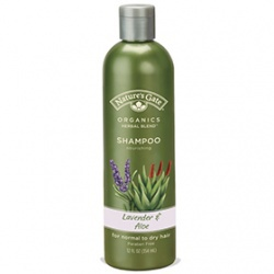 綠翡翠有機薰衣草滋養洗髮精  Organics Herbal Blend shampoo - Lavender & Aloe