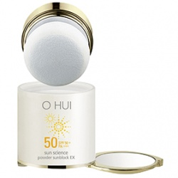 O HUI 歐蕙 蜜粉-輕透艷陽防曬蜜粉SPF50/PA+++ Sun Science Powder Sunblock EX+ Beige SPF50/PA+++