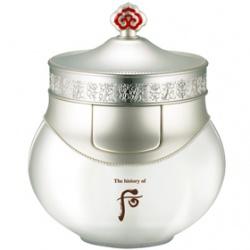 拱辰享雪白潤澤乳霜(升級版) Seol Whitening & Moisture Cream