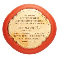 SKINFOOD 粉餅-橙C美妍無重力防曬粉餅SPF50+ PA+++