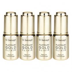 Dr Sebagh 賽貝格 特殊護理系列-鉑金密集修護安瓶 Platinum Gold Elixir