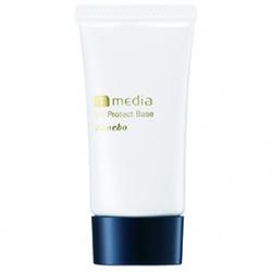 media 媚點 妝前‧打底(臉‧眼)-UV防護妝前乳SPF37 PA++