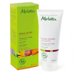 Melvita 蜜葳特 控油淨膚系列-歐盟Bio控油淨膚調理面膜 CLAY MASK