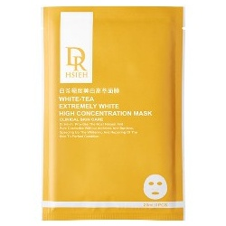 Dr. Hsieh 達特醫 保養面膜-白茶極度美白高萃面膜 White-Tea Extremely White High Concentration Mask